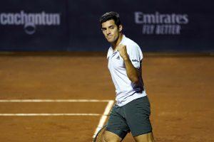 Vuelve a las canchas: Cristián Garín se inscribió para el ATP 500 de Washington
