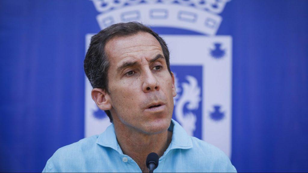 Alcalde Alessandri adelantó presentación de ordenanza para el comercio y que regreso a clases probablemente se dé en 2021