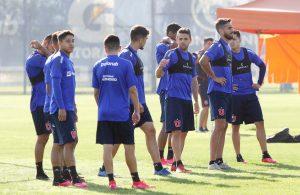 Jugadores de Universidad de Chile deberán someterse a un riguroso protocolo en su vuelta a los entrenamientos