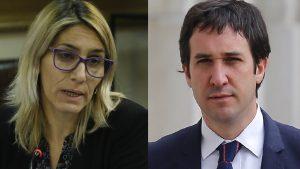 Érika Olivera se refirió en plena sesión de la Cámara de ausencia de Guillermo Ramírez por estar en matinal de CHV