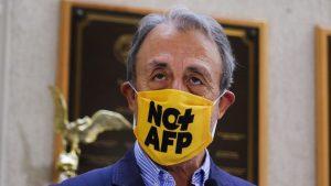 """Vocero de No+AFP y fallo de la Corte Suprema sobre retiro de pensiones: """"No tiene absolutamente ninguna importancia para nosotros"""""""