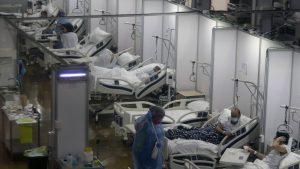 Subsecretario Zúñiga y uso de Espacio Riesco: Hay contratos donde se establecen servicios adicionales para transformar un galpón en un centro médico