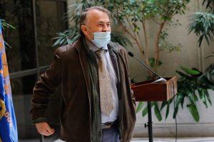 """Pepe Auth por críticas a su voto en contra del retiro del pensiones: """"La verdad es que tengo intolerancia a los intolerantes"""""""
