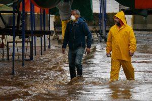 Onemi decretó Alerta Temprana Preventiva ante pronóstico de nuevas lluvias para seis regiones del país