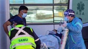 Covid-19: 109 personas fallecieron por la enfermedad, según los inscritos en el Registro Civil en las últimas 24 horas