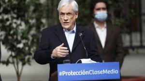 Grupo de parlamentarios UDI criticó el plan de protección a la clase media presentado por el Gobierno