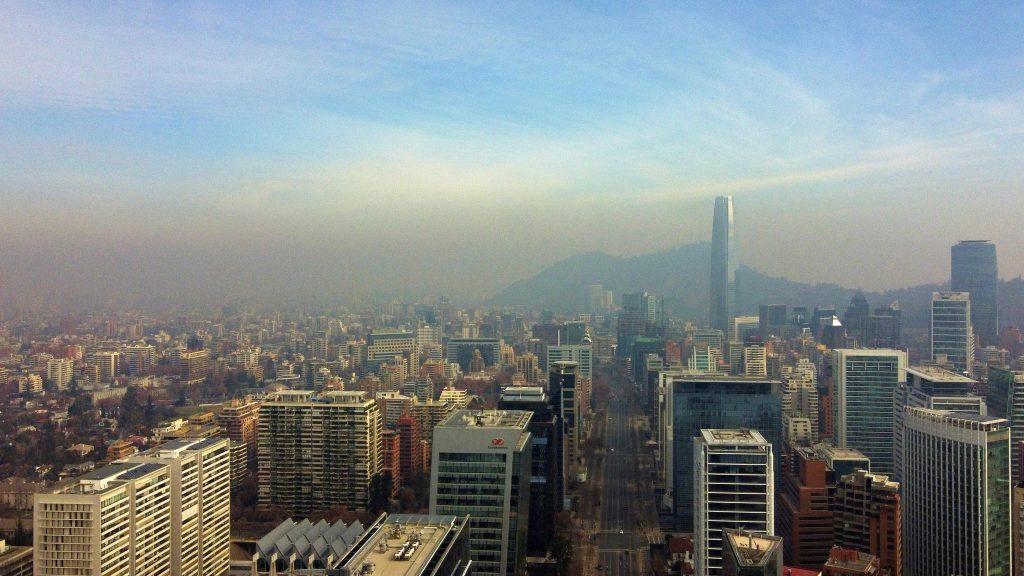 """Ministra del Medio Ambiente: """"Hay que tener medidas que ataquen cada una de las fuentes emisoras"""" de contaminación"""