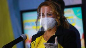 """Alcaldesa Cathy Barriga anunció un """"receso educativo"""" para los colegios municipales de Maipú"""