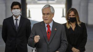 """Presidente Piñera: """"Nuestro compromiso es con un sistema previsional mixto, que asegure pensiones dignas para todos los chilenos"""""""