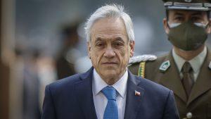Encuesta Criteria: aprobación al Presidente Piñera cayó a un 12%