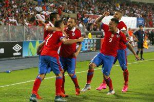 Por aquí pasó el campeón de América: Revive la infartante goleada de Chile ante Perú el 2015
