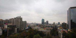 Cubierto: revisa el pronóstico del tiempo para este lunes en Santiago