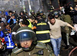 Detienen en Concepción a prófugo por muerte de guardia en Valparaíso