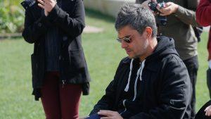 """Ángel Parra: """"Ennio Morricone es una referencia para cualquier compositor"""""""