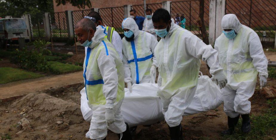 Coronavirus: Cerca de 545.000 fallecidos y casi 11.900.000 contagios en el mundo