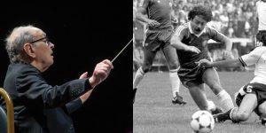 """El vínculo futbolero de Ennio Morricone y el cumpleaños 70 de Carlos Caszely en """"Deportes con historia"""""""