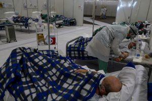 Brasil superó los 1.500.000 de contagios y roza las 62.000 víctimas por el Covid-19