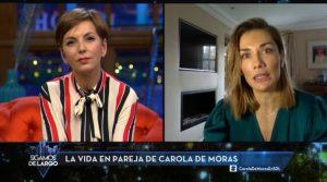 Carolina de Moras contó detalles inéditos de su vida en pareja junto a Felipe Bulnes