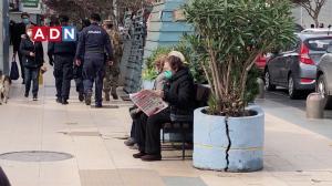 ¿Se respetan las cuarentenas en Viña del Mar? Registran filas y aglomeraciones en el centro de la ciudad