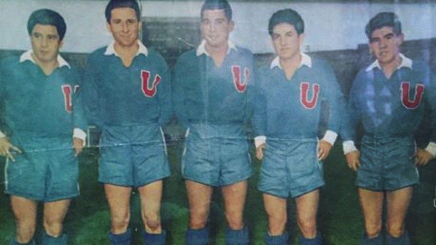"""Falleció Luis """"Monito"""" Clavijo, histórico jugador del """"Ballet Azul"""" de Universidad de Chile"""