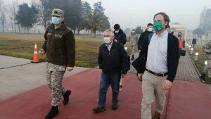 Informe diario del avance de coronavirus en Chile se realizará desde la Región de Arica y Parinacota