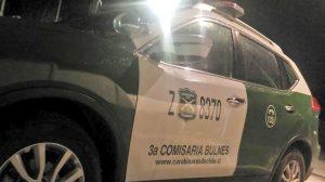 Covid-19: Carabineros detuvo a siete personas que jugaban fútbol en Bulnes