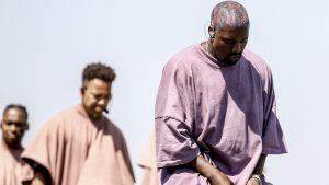Ventas de álbums de Kanye West cayeron considerablemente tras su anuncio de su candidatura a la presidencia de Estados Unidos