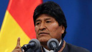 Fiscalía de Bolivia acusó a Evo Morales por terrorismo y pidió su arresto preventivo