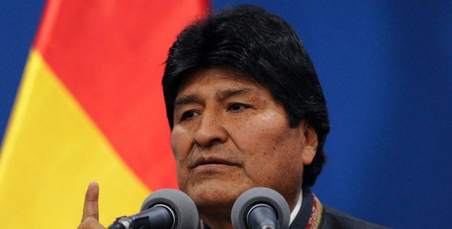 """Evo Morales aseguró que el Estado de Bolivia garantizará """"vacuna gratuita"""" contra el Covid-19"""