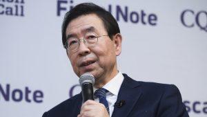 Alcalde de Seúl Park Won-soon fue reportado como desaparecido: la policía surcoreana lo busca