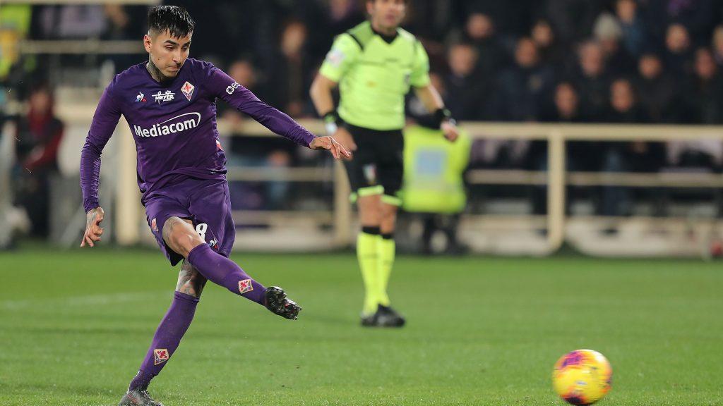 ¿Destino España? En Italia aseguran que la Fiorentina está dispuesta a vender a Erick Pulgar