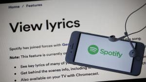 """¡Para cantar con más ganas! Spotify suma la función """"letras"""" a la plataforma"""