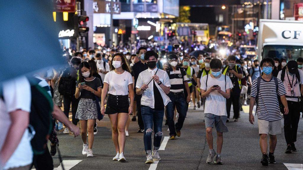 Hong Kong sumó 19 casos locales de Covid-19: cinco de ellos de fuente desconocida