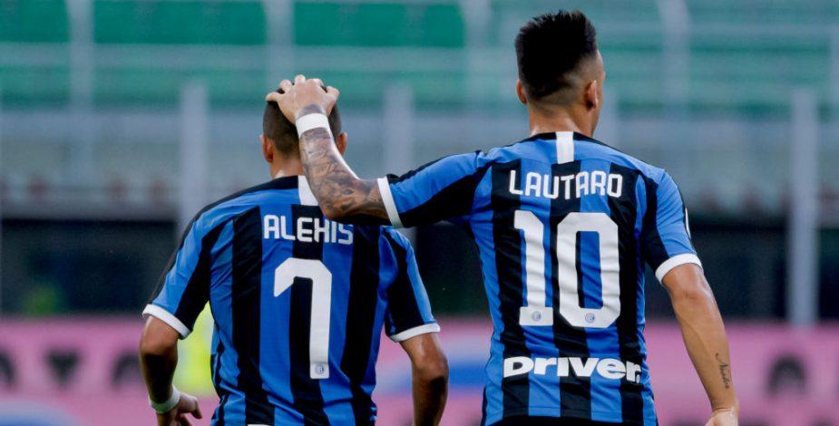 El Inter no tuvo piedad con el Brescia y sigue dando batalla