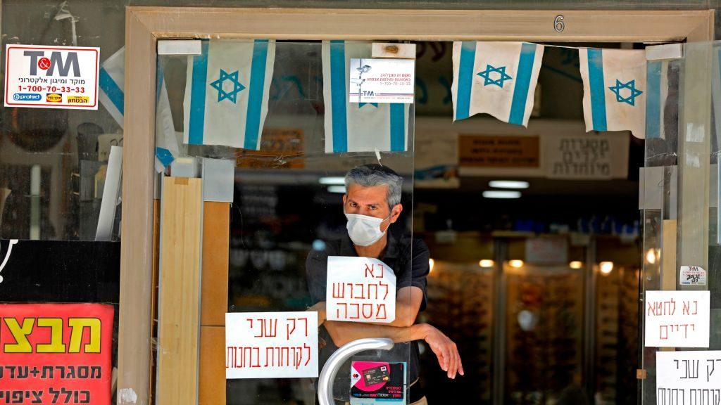 Israel sufre con la segunda ola de Covid-19: registró 1.320 casos en un día, el peak desde el inicio de la pandemia