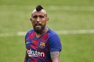 Arturo Vidal será titular en duelo clave del Barcelona por seguir en la lucha del título
