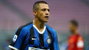 DT del Inter explicó el tardío ingreso de Alexis Sánchez en la derrota ante Bologna