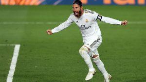 Lo sufre Vidal: Real Madrid venció al Getafe y se acerca a un nuevo título en España