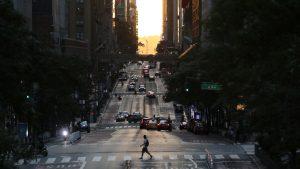 La ciudad de Nueva York reportó cero muertes por Covid-19 por primera vez desde marzo