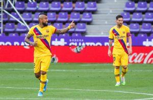 """Prensa española continúa con los elogios para Vidal: """"alma de '9', bate sus récords goleadores"""""""