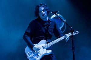 Jack White, ex The White Stripes, celebra sus 45 años
