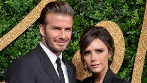 David Beckham contó cómo se enamoró de Victoria hace más de 20 años