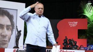 Venezuela: Diosdado Cabello aseguró dar positivo por Covid-19