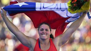 Natalia Duco a fondo: Prepara su regreso al atletismo y ya tiene nuevo entrenador