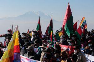 UE y ONU hicieron un llamado al diálogo para superar la crisis en Bolivia
