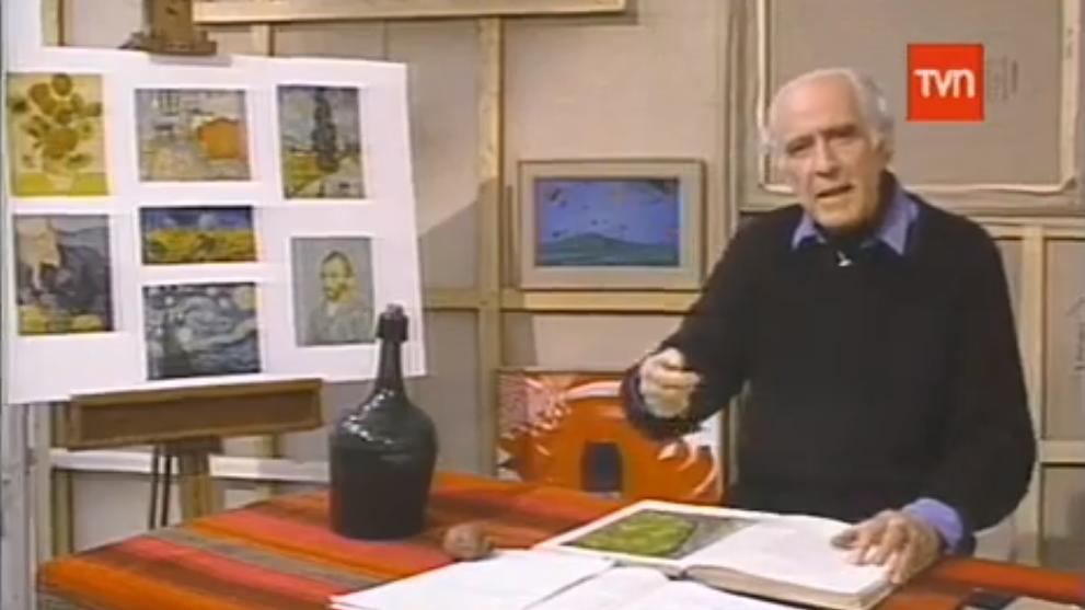 """""""Ojo con el arte"""": Recordado programa de Nemesio Antúnez tendrá nueva versión"""