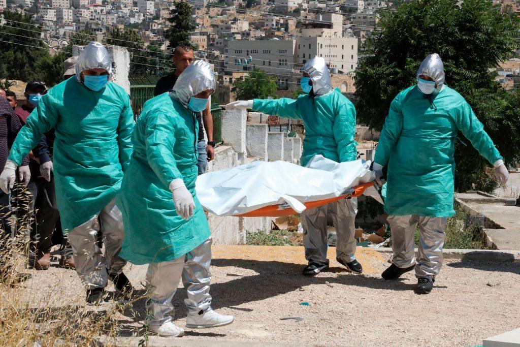 Coronavirus: Más de 516.000 víctimas y casi 10.700.000 contagios a nivel global