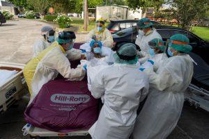 En 40 de los 50 estados de EEUU aumentaron los casos del nuevo coronavirus