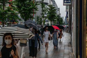 Tokio registra el mayor número de contagios del Covid-19 diarios en dos meses