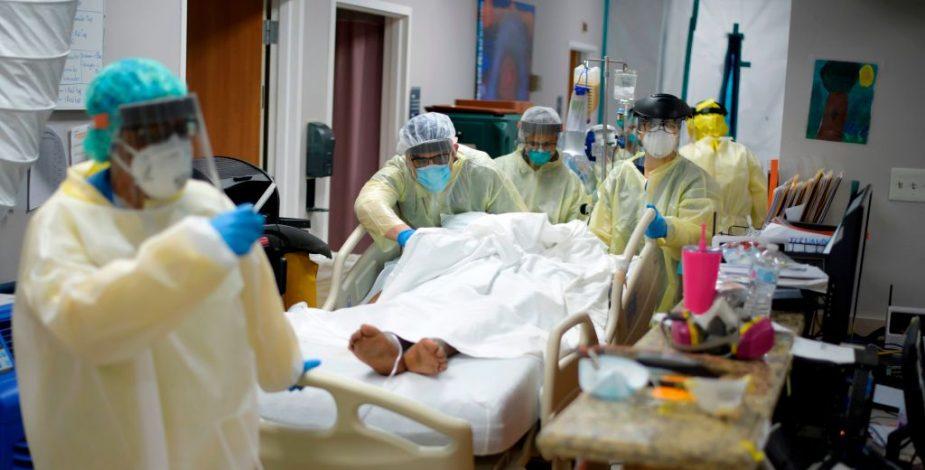 Estados Unidos cerca de superar las 200.000 víctimas del nuevo coronavirus